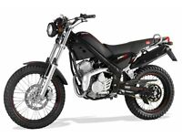 *MOTORCYCLE* 2017 Plate Rieju Tango 125. Warranty. Free Delivery. Main Dealer.