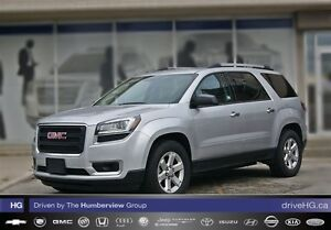 2016 GMC Acadia SLE1|AWD|REAR CAM|LOW KM|