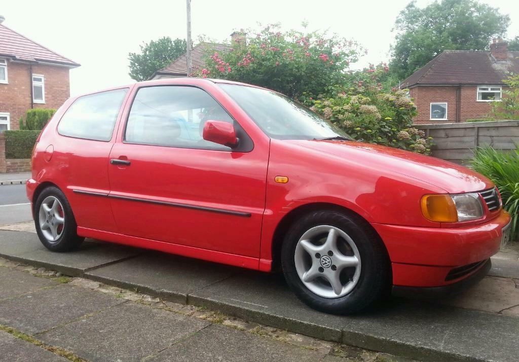 vw polo 6n mk3 1 4 8v lowered 12 month mot in timperley. Black Bedroom Furniture Sets. Home Design Ideas