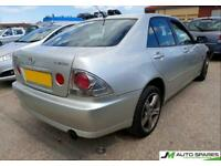 2002 Lexus is200 BREAKING PARTS SPARES ONLY