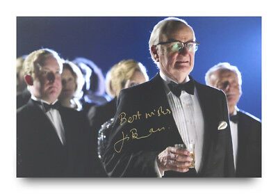 Jim Broadbent Signed 12x8 Photo The Iron Lady Autograph Memorabilia + COA