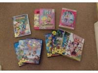 12 x Childrens DVD Bundle