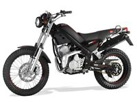 *MOTORCYCLE* 66 Plate Rieju Tango 125. Warranty. Free Delivery. Main Dealer. 22-11