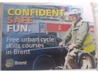 Free cycling lesson