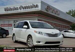 2014 Toyota Sienna *****LIMITED AWD +GPS!!!! MAGS ROOF LEATHER D
