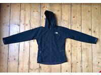 North Face Soft Shell Women S/P worn once, Like new