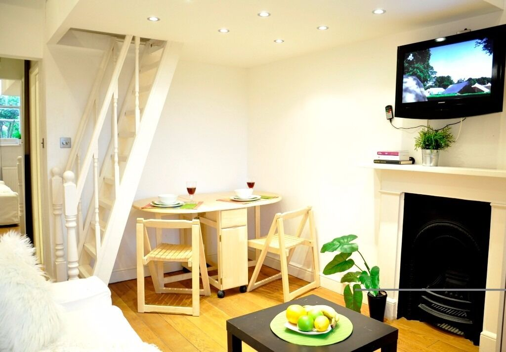 **MOVE IN TODAY** NOTTING HILL** WEST HAMPSTEAD ** STUDIOS** SHORT LET** AMAZING FLATS