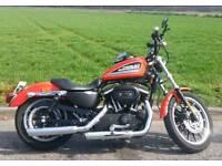 Harley Davidson sportster xl883r 2006