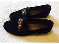 Authentic Gucci loafers size 38 or size 5