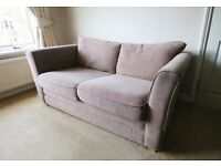 Fabric 2 setter Sofa VERY CLEAN