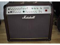 MARSHALL AS100D Acoustic Soloist Amp