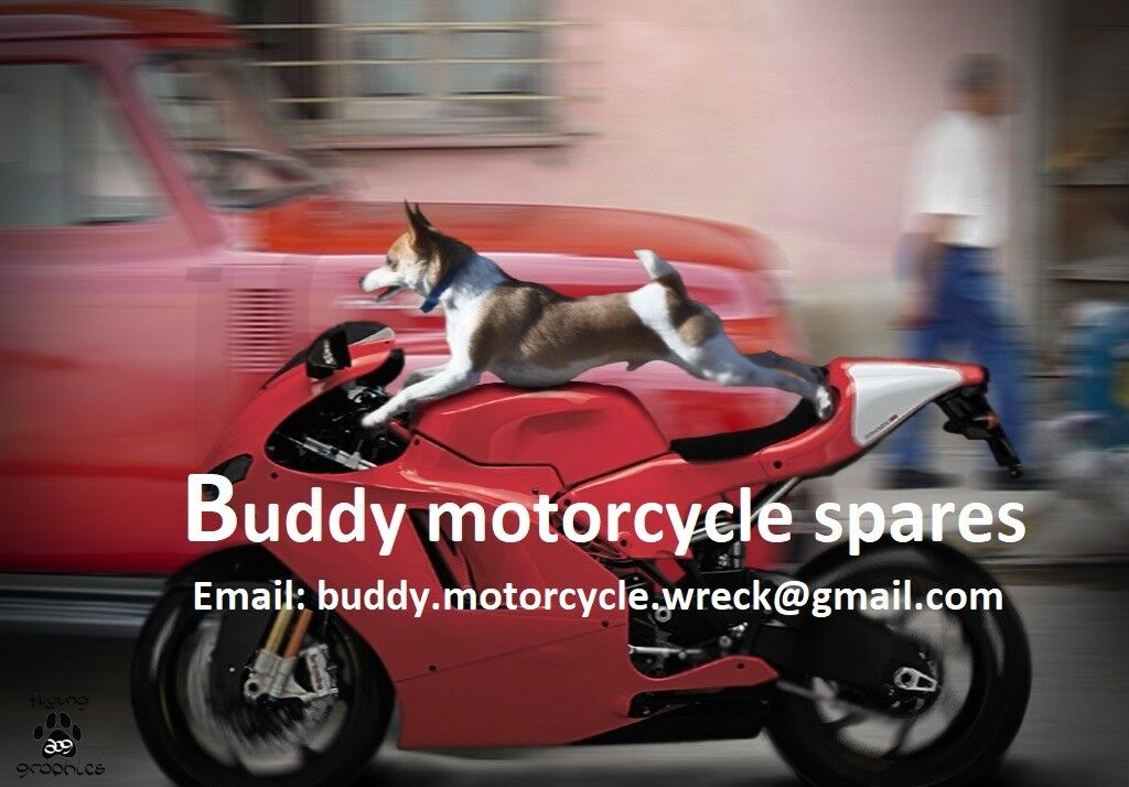 buddy motorcycle spares