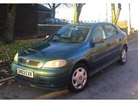 2003 03 Reg Vauxhall Astra LS 1.7 CDTi 12 Months MOT Cheap Runabout