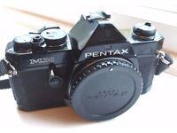 Pentax MX body 35mm film camera