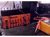 Warm Audio WA12 studio preamp