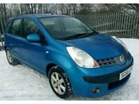 Nissan Note 1.6 petrol Se Full Automatic Low Genuine mileage Brilliant drives