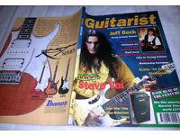 Vintage Guitarist magazine Featuring Steve Vai July 1993