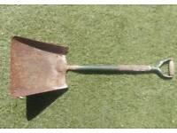 Roughneck shovel