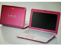 Sony Vaio Pink 11'