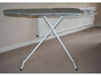 Lightweight ironing board for sale