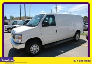 2012 Ford E-250 5 PASS  LOADED, TR.HITCH,RUNNING BOARDS