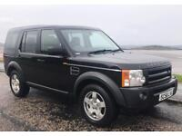 Land Rover Discovery 3 Diesel 2.7 Automatic- 12 Months Mot
