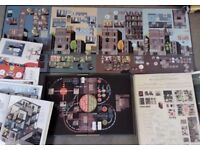 Building Stories by Chris Ware - box with different comic formats