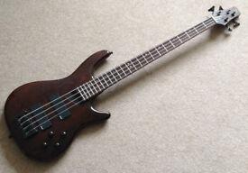 Tanglewood Warrior IV Active Bass guitar