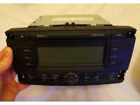 Skoda Car Radio/CD player Stream head unit with fittings