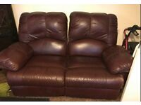 Sofa armchair 2 seater