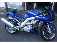 suzuki sv1000s for sale or swap for a road registered dirt bike