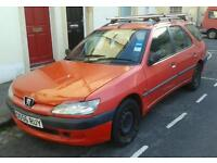 Peugeot 306 Estate MOT til Apr 17
