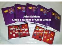 Collectable Kings & Queens of Great Britain