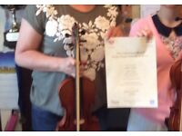 Violin Lessons Coventry,