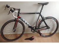 Felt TK2 fixed gear/singlespeed track bike 60cm 48T chainring fixie