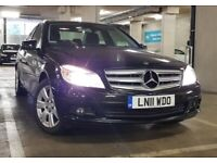 Mercedes-Benz, C CLASS, Saloon, 2011 -New car forces sale -Serious buyers only