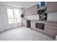 LOVELY BRAND NEW 1 DOUBLE BED APARTMENT - 2 MINS WALK SHADWELL DLR - NO DEPOSIT!!!