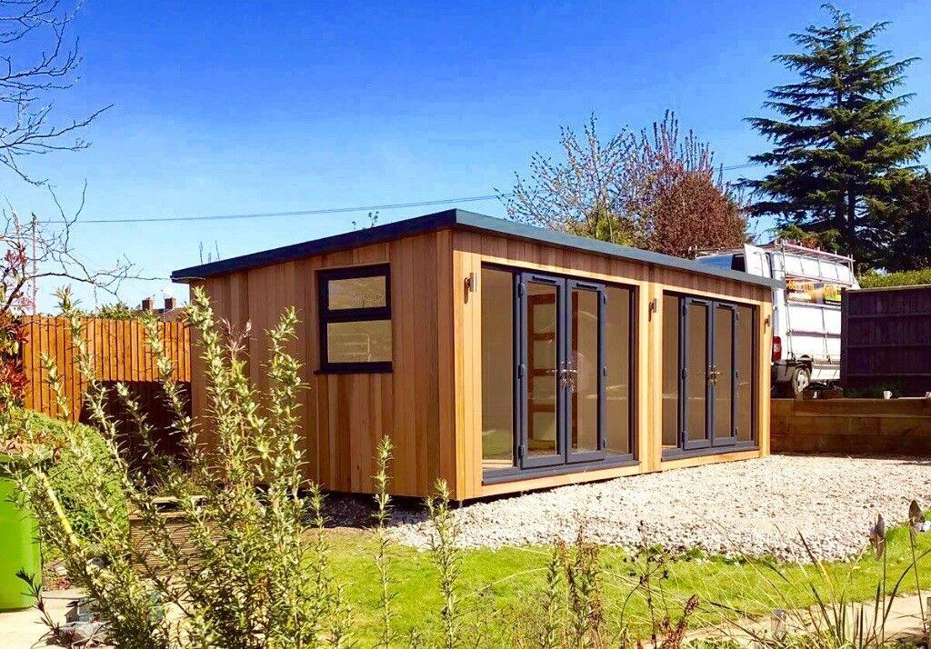 Garden Office Garden Pod Dog Pod Camping Shower Block
