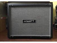 Hiwatt SE2121 2 × 12 cab with Fane speakers