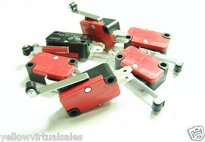 10 X Micro Limit Home Switch Switches CNC Router Mill Lathe