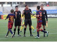 referee football