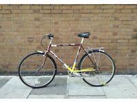 Saxon - The Original Vintage English Bike.