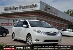 2014 Toyota Sienna LIMITED AWD +GPS!!!! MAGS ROOF LEATHER DVD!!!