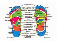 REFLEXOLOGY introductory offer, only £25 for full treatment (usually £35)