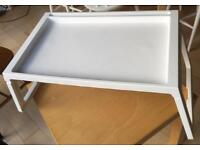 Ikea mini table stand for lap or bed