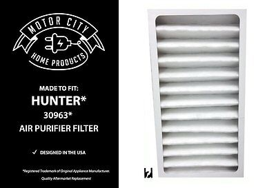 Air Filter For Hunter 30710, 30711 & 30730  Part # 30963