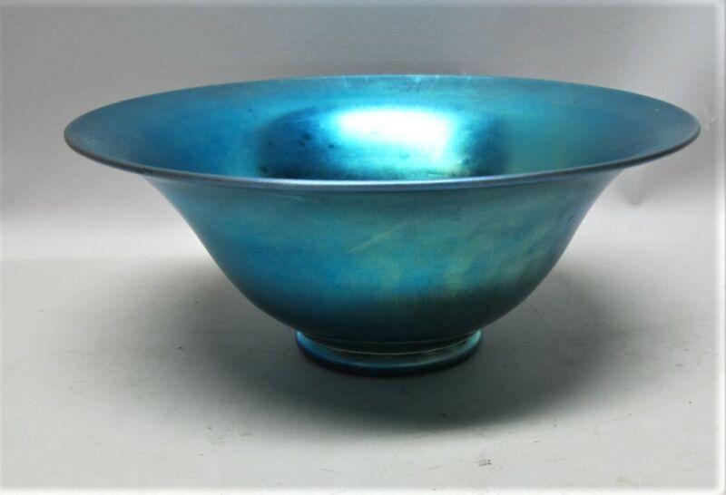 "Gorgeous 10.5"" ANTIQUE STEUBEN Gold Aurene Art Glass Vase  c. 1920  American"