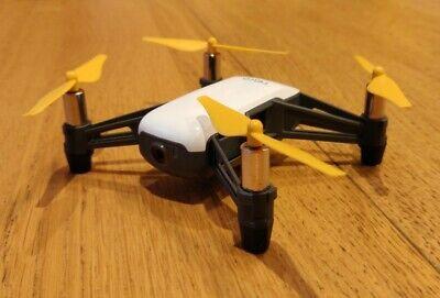 DJI Ryze Tello Drone + Custom Yellow Blades
