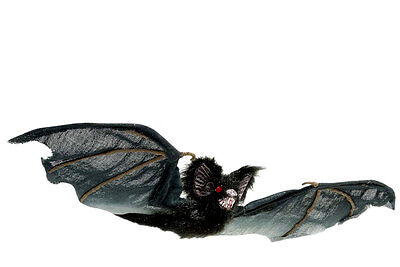 Vampir Fledermaus Halloween Dekoration Party Big Scary Wandbehang Horror-Stütze