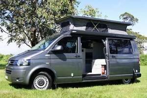 2013 VW Automatic Frontline Campervan with Rear Shower & 5000km! Albion Park Rail Shellharbour Area Preview
